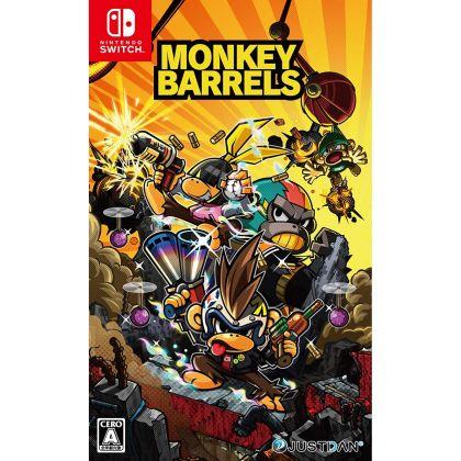 Justdan Monkey Barrels...