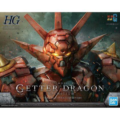 BANDAI HG Getter Dragon...