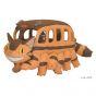 Ensky KM-96 3D Jigsaw Puzzle Nekobus