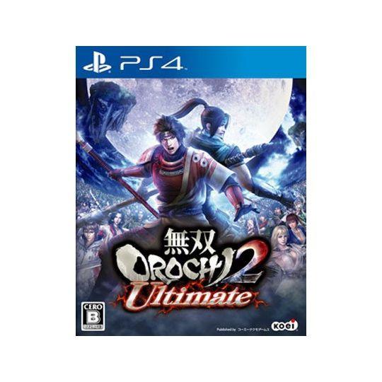 無双OROCHI 2 Ultimate PS4