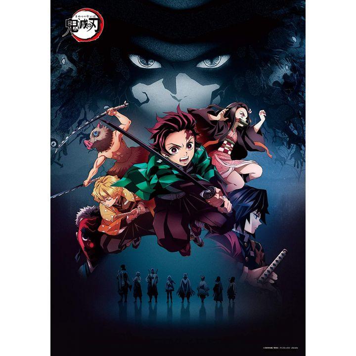 ENSKY Jigsaw Puzzle Kimetsu no Yaiba (Demon Slayer) 2 - 500pcs