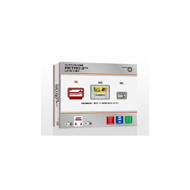Columbus Circle Retro 3 (Tri) [FC / SFC / GBA compatible machine]