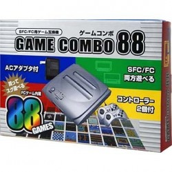 Tokone GAC-89 [game combo 88 FC / for SFC]