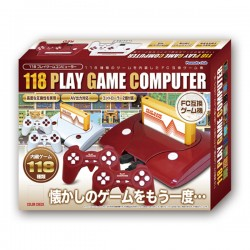 FC Peanuts Club KA-00280RD [118 Play Game computer Red]