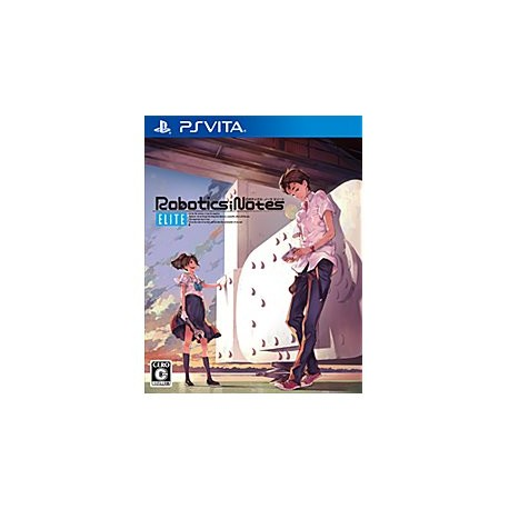 5pb Games Robotics Notes Elite Ps Vita Software Japanzon Com