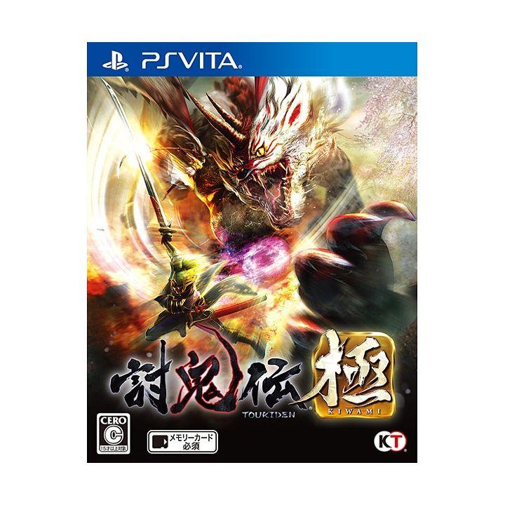 Koei Tecmo Games Toukiden Kiwami   [PS Vita software]