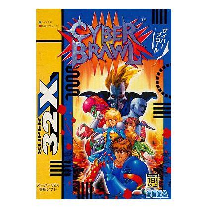 Sega Cyber Brawl  Super 32X