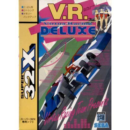 Sega Virtua Racing Deluxe...