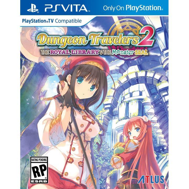 AQUAPLUS Dungeon Travelers 2 [PS Vita software]