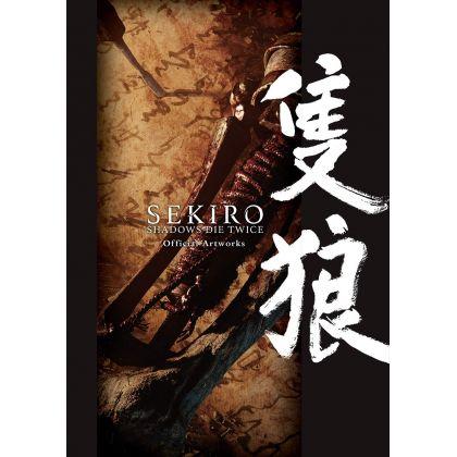 Artbook - SEKIRO: SHADOWS...