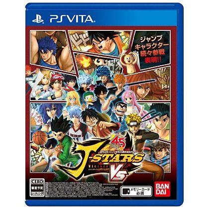BANDAI NAMCO J Stars Victory VS   [PS Vita software]