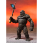BANDAI S.H.MonsterArts KONG Figure from Movie GODZILLA VS. KONG(2021)