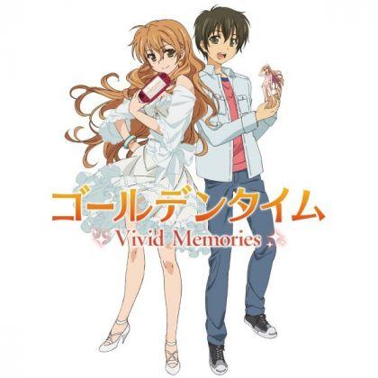 KADOKAWA GAMES  Golden Time Vivid Memories  [PS Vita software]