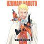 Artbook NARUTO- Illustrations Naruto Uzumaki (Jump Comics)