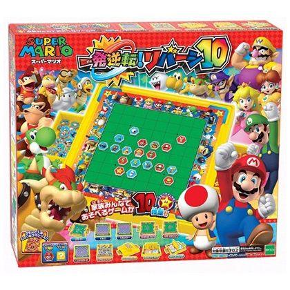EPOCH Super Mario one-shot reversal! Reversi 10 [toys]