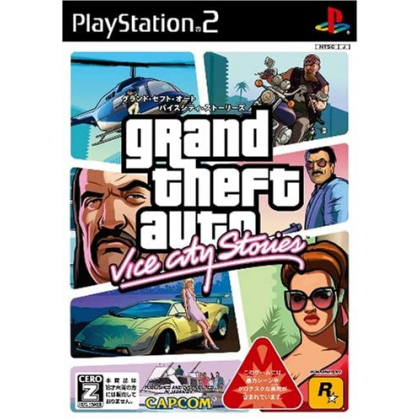 Capcom Grand Theft Auto...