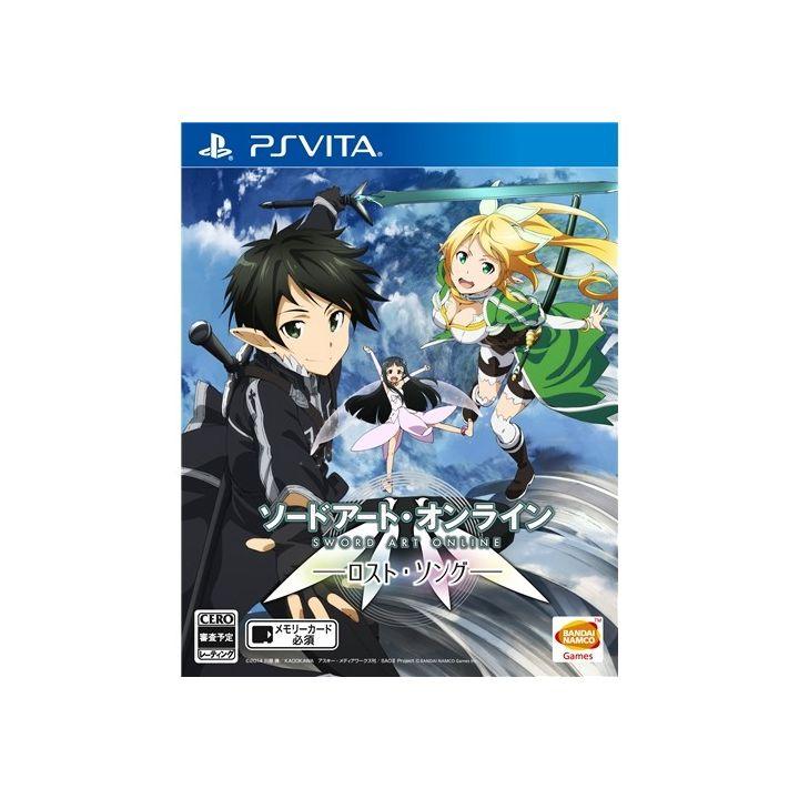 BANDAI NAMCO Sword Art Online Lost Song [PS VITA software]