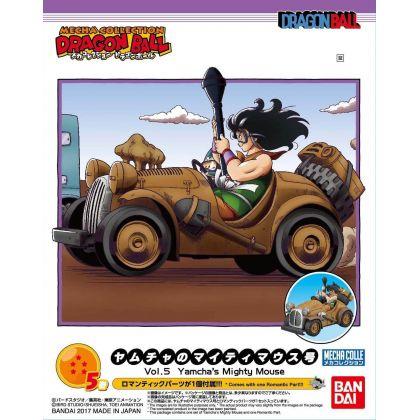 BANDAI Dragon Ball Mecha Colle vol.5 - Yamcha's Mighty Mouse Figure Model Kit