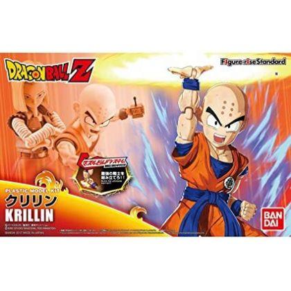 BANDAI Figure-Rise Standard Dragon Ball Z - Krilin Plastic Model Kit