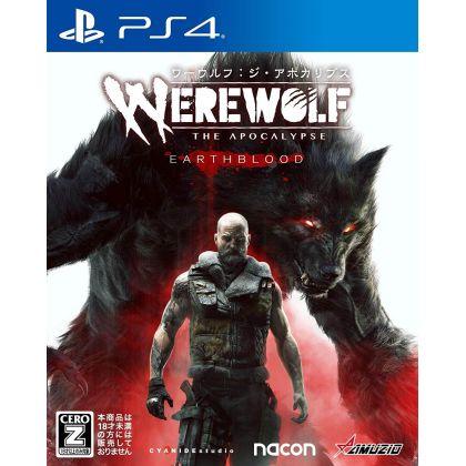 Oizumi Amuzio Werewolf: The...