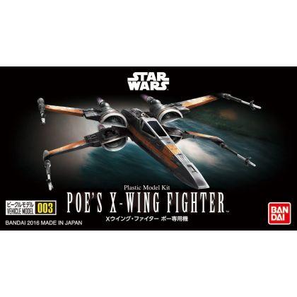 BANDAI Star Wars - Poe's...