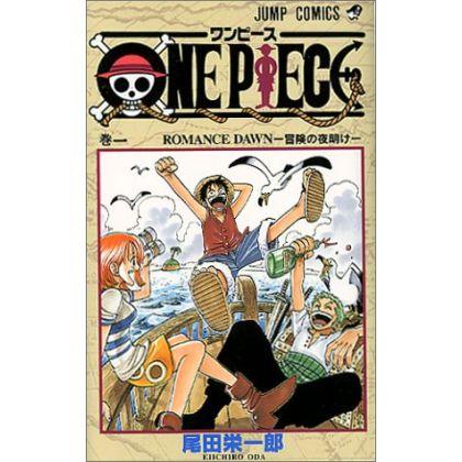 One Piece vol.1- Jump...