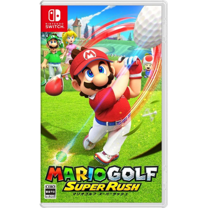 Nintendo Mario Golf: Super...