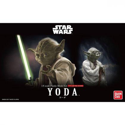 BANDAI Star Wars Yoda...