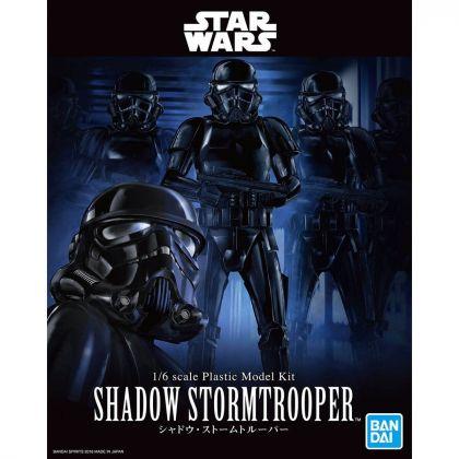 BANDAI Star Wars Shadow Trooper Plastic Model Kit
