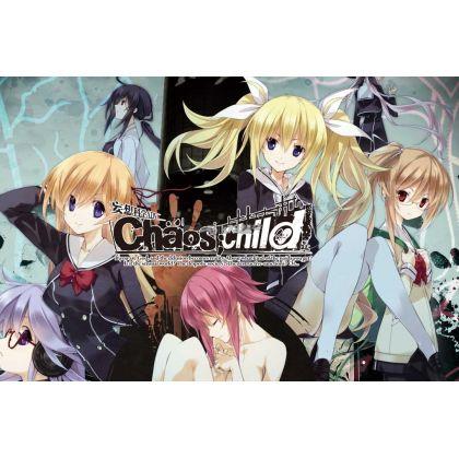 5pb.Games CHAOS CHILD [PS Vita software]