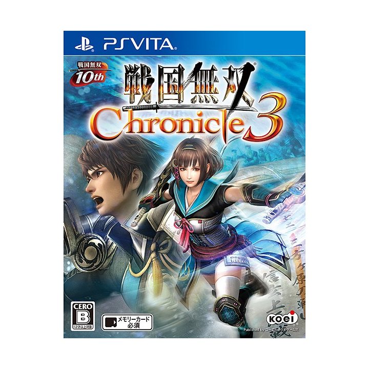 Sengoku Musou Chronicle 3 [ps vita software]
