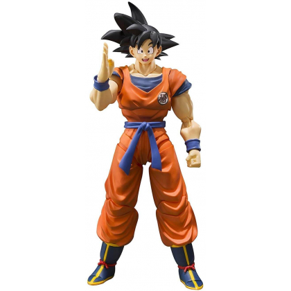 BANDAI SPIRITS S.H.Figuarts Dragon Ball - Son Goku Figure