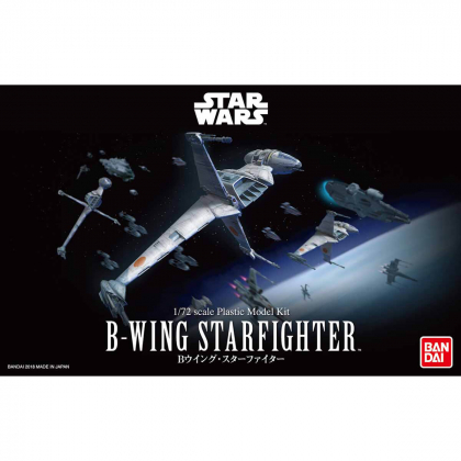 BANDAI Star Wars B-Wing...