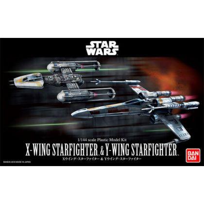 BANDAI Star Wars - X-Wing...