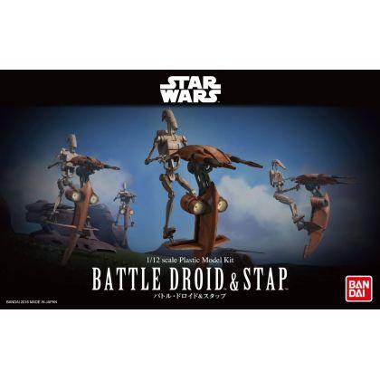 BANDAI Star Wars Battle...