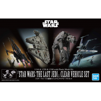 BANDAI Star Wars The Last...
