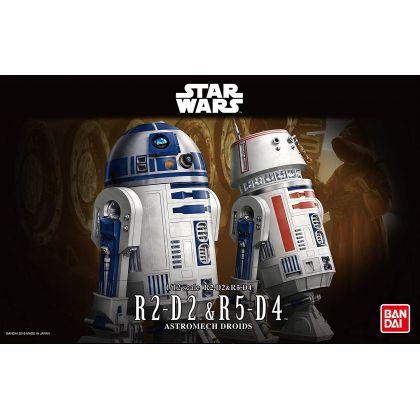 BANDAI Star Wars R2-D2 &...