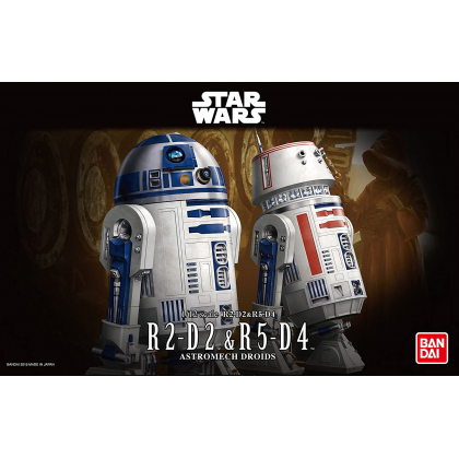 BANDAI Star Wars R2-D2 &...