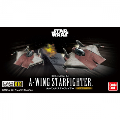 BANDAI Star Wars - A-Wing...