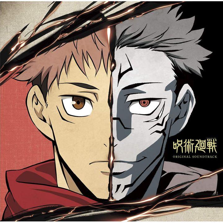 CD Anime - Jujutsu Kaisen - Original Soundtrack 2CD (Standard Edition)