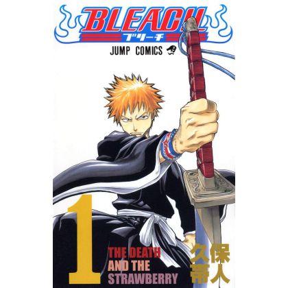 Bleach vol.1 - Jump Comics...