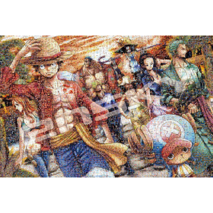 ENSKY One Piece Jigsaw...