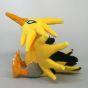 Sanei Pokemon Collection PP189 Thunder (Zapdos) Plush, Small