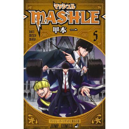Mashle vol.5 - Jump Comics...