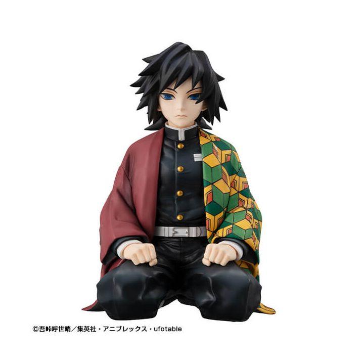MegaHouse G.E.M.Series - Demon Slayer: Kimetsu no Yaiba Tenohira Giyu-san Figure