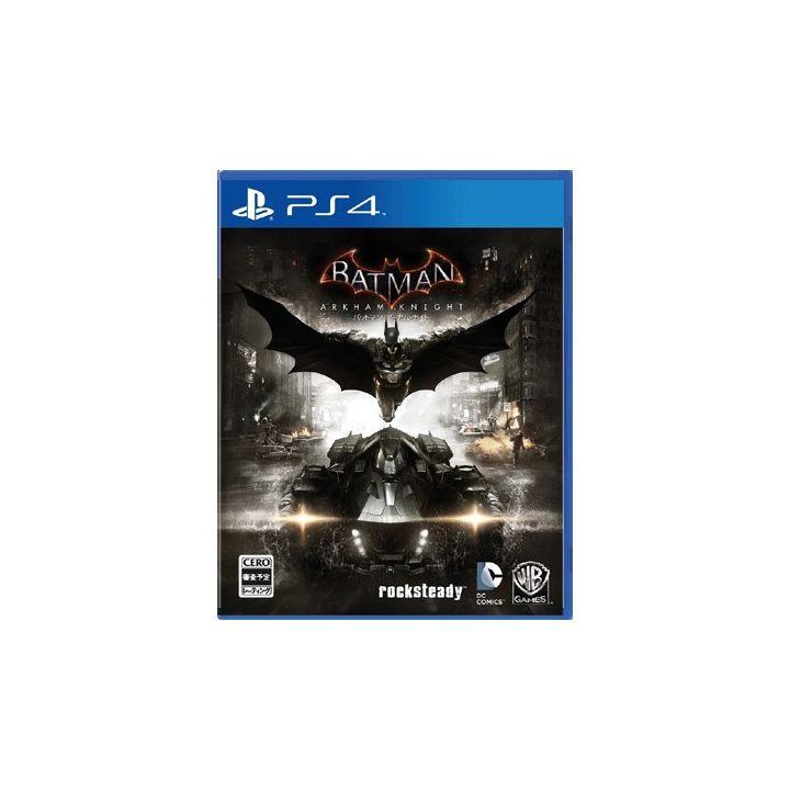 WARNER ENTERTAINMENT JAPAN Batman Arkham Night [PS4 software]