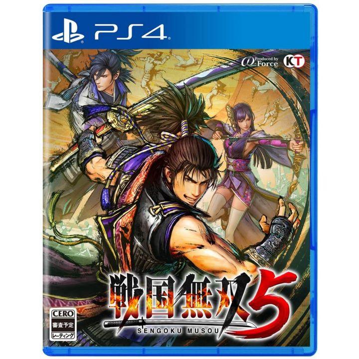 Koei Tecmo Games - Sengoku Musou 5 (Samurai Warriors 5) [PS4]