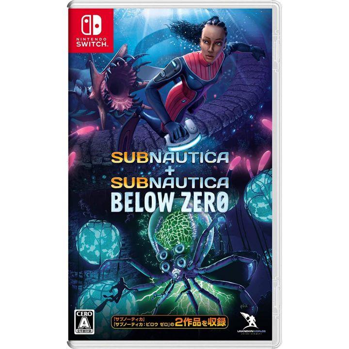 Unknown Worlds Entertainement - Subnautica+Subnautica Below Zero [Nintendo Switch]