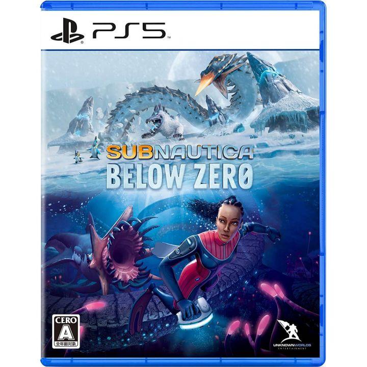 Unknown Worlds Entertainement - Subnautica: Below Zero [PS5]