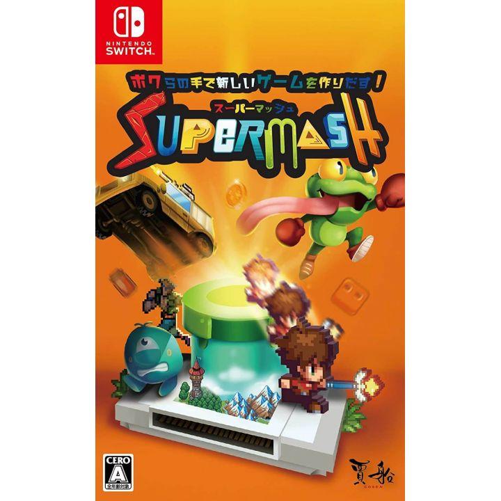 COSEN - Supermash (Standard Edition) [Nintendo Switch]